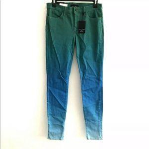 J Brand jeans super skinny rob pruitt barney's